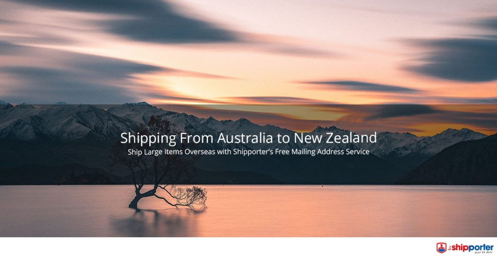 Shipping From Australia to New Zealand - Shipporter